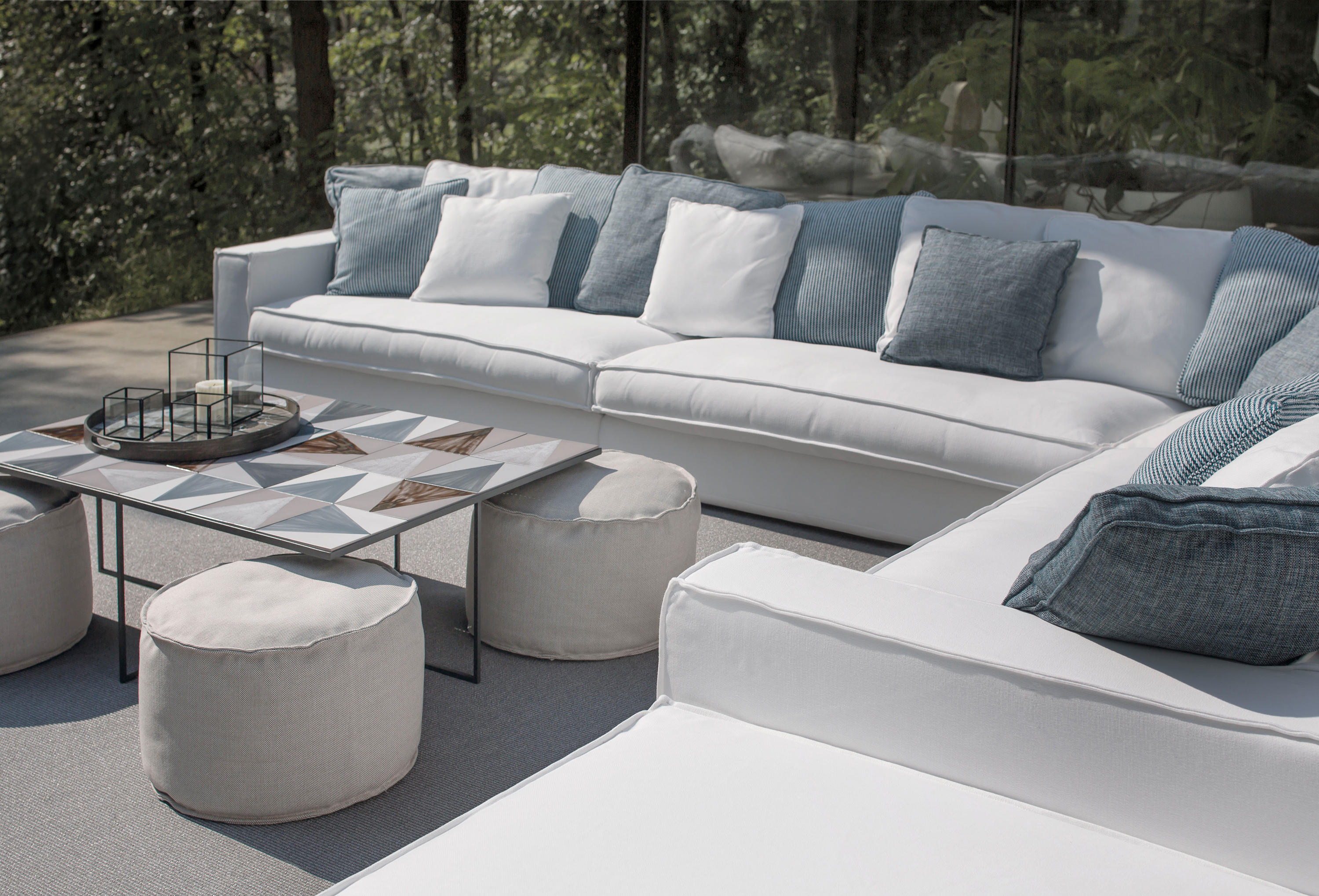 Cayo Largo Sofas From Villevenete Architonic
