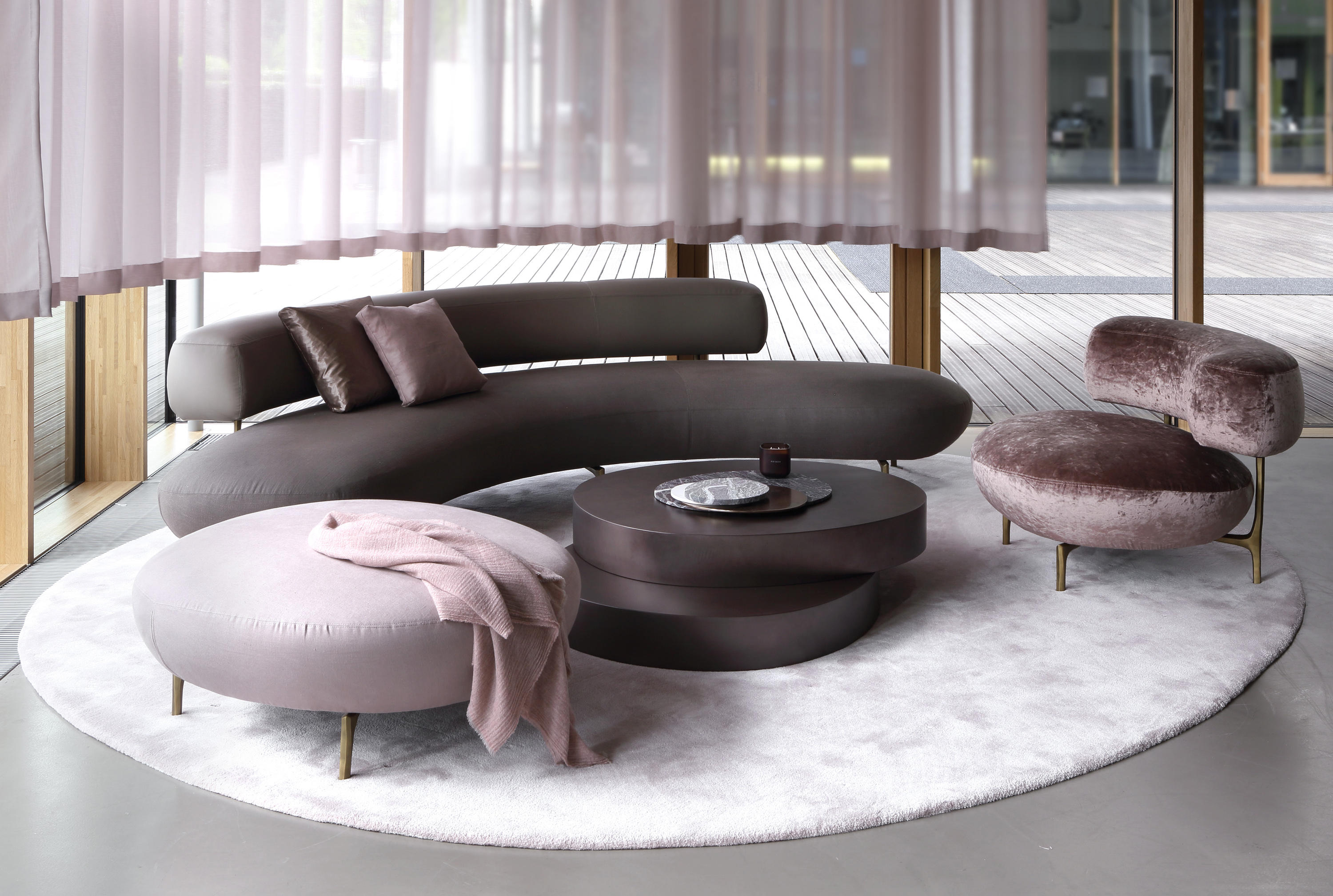 Ella Sofa By Piet Boon