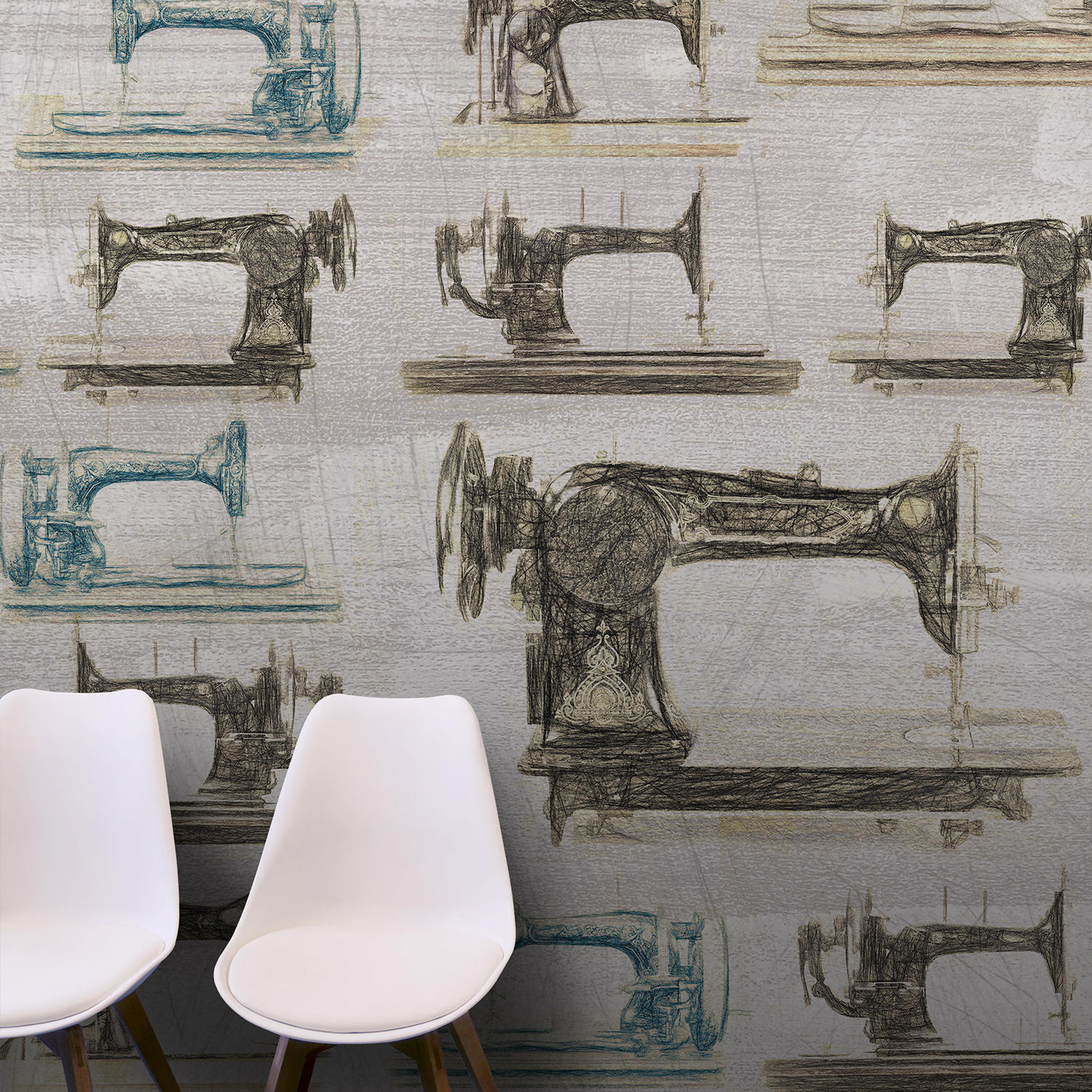 THE TAILORING LAB - Wall coverings / wallpapers from WallPepper ...