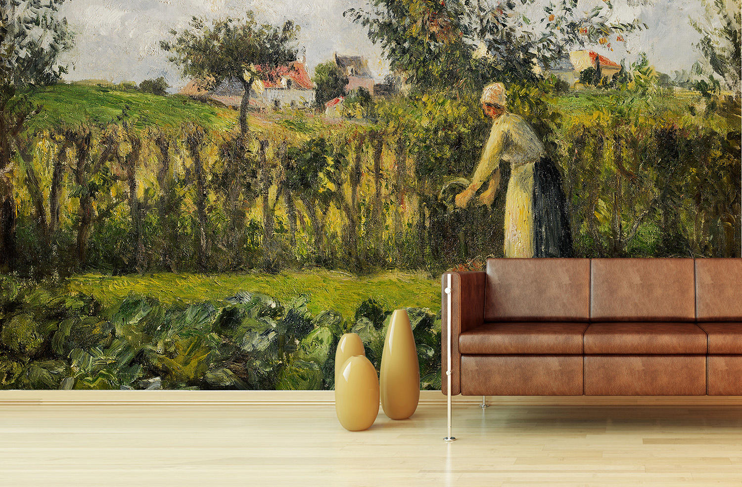 IL TAGLIO DELLA SIEPE - Wall coverings / wallpapers from WallPepper ...