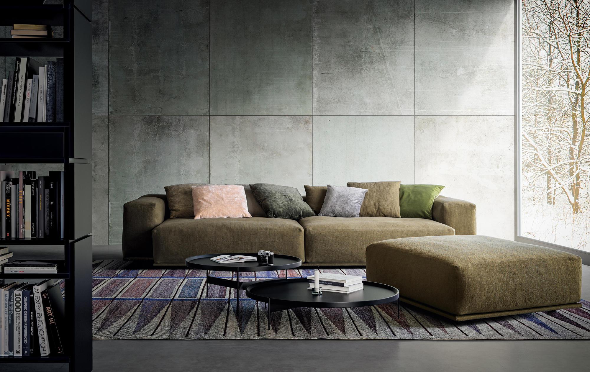 Delano sofas from pianca architonic - Pianca camere da letto ...