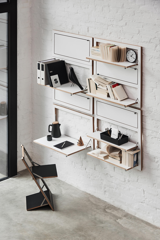 home office wall desk. Fläpps Secretary Wall Desk | Alps By Joe Mania Ambivalenz Home Office E