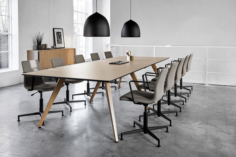 Cabale Desks Individual Desks From Holmris Office