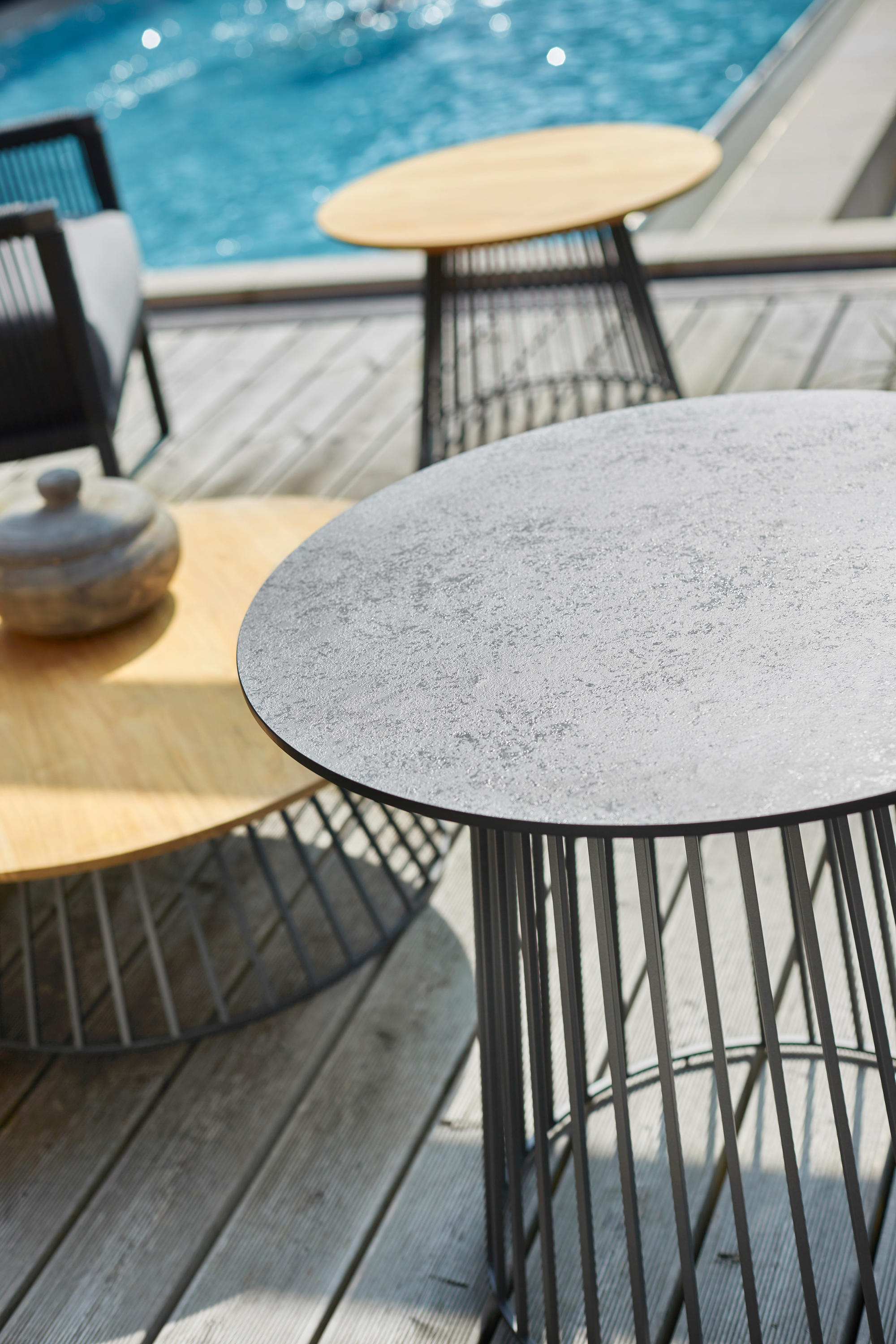 GRID SIDE TABLE - Coffee tables from solpuri | Architonic