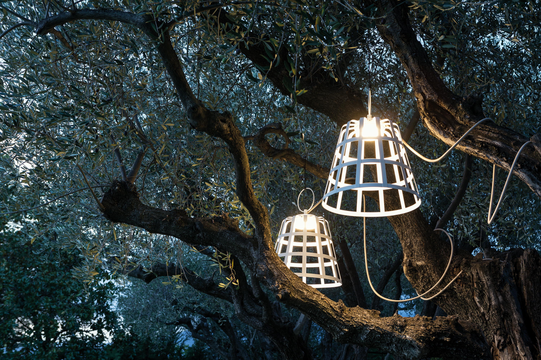 Hamper lampada lampade outdoor pavimento unopiù architonic