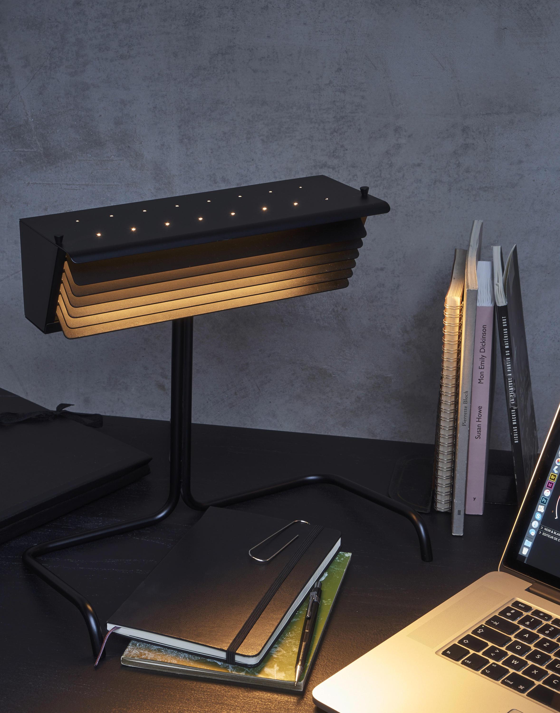 biny spot led black black spotlights from dcw. Black Bedroom Furniture Sets. Home Design Ideas