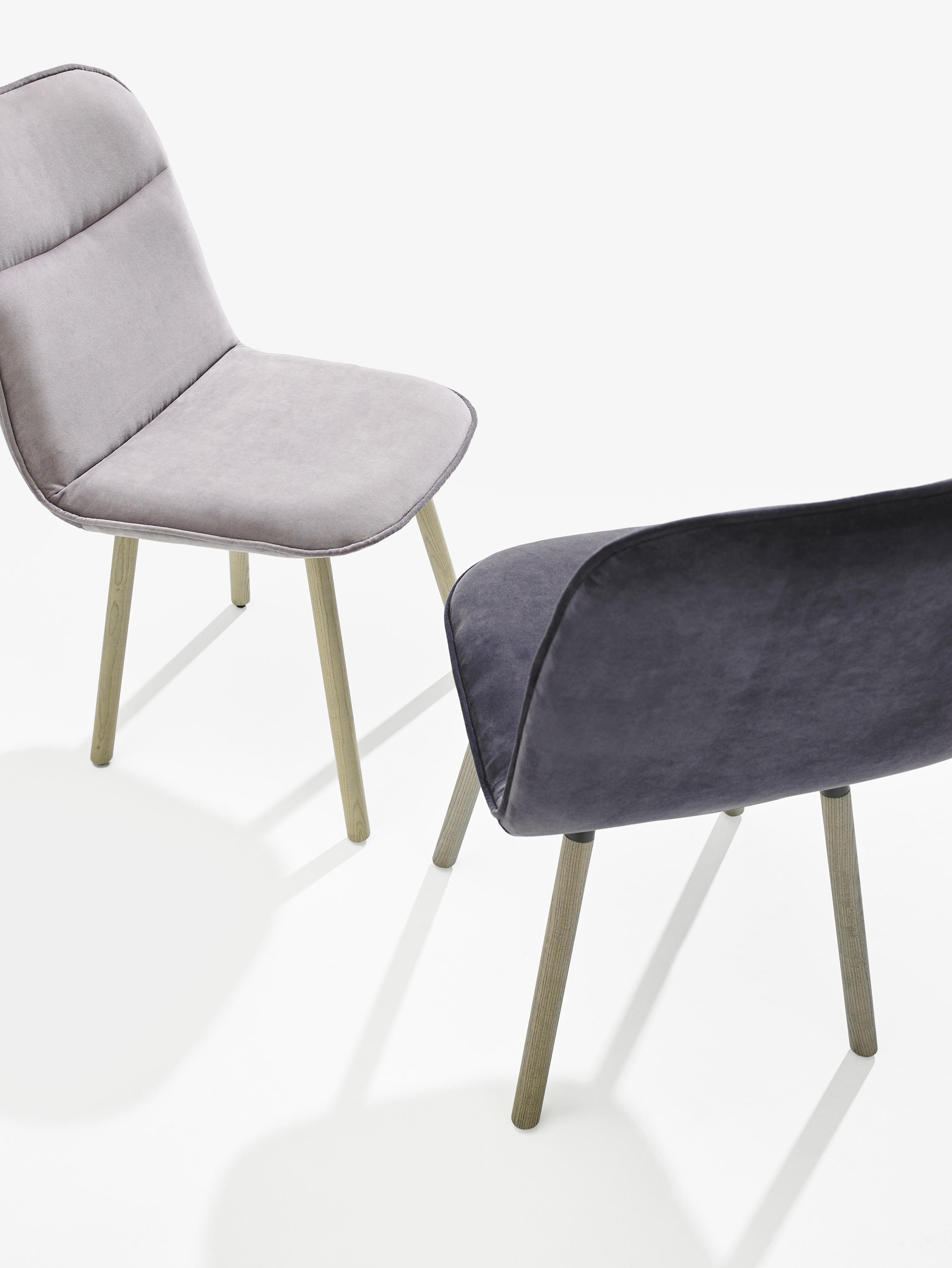 K 214 Ln Metal Legs Dining Tables From Mobliberica Architonic
