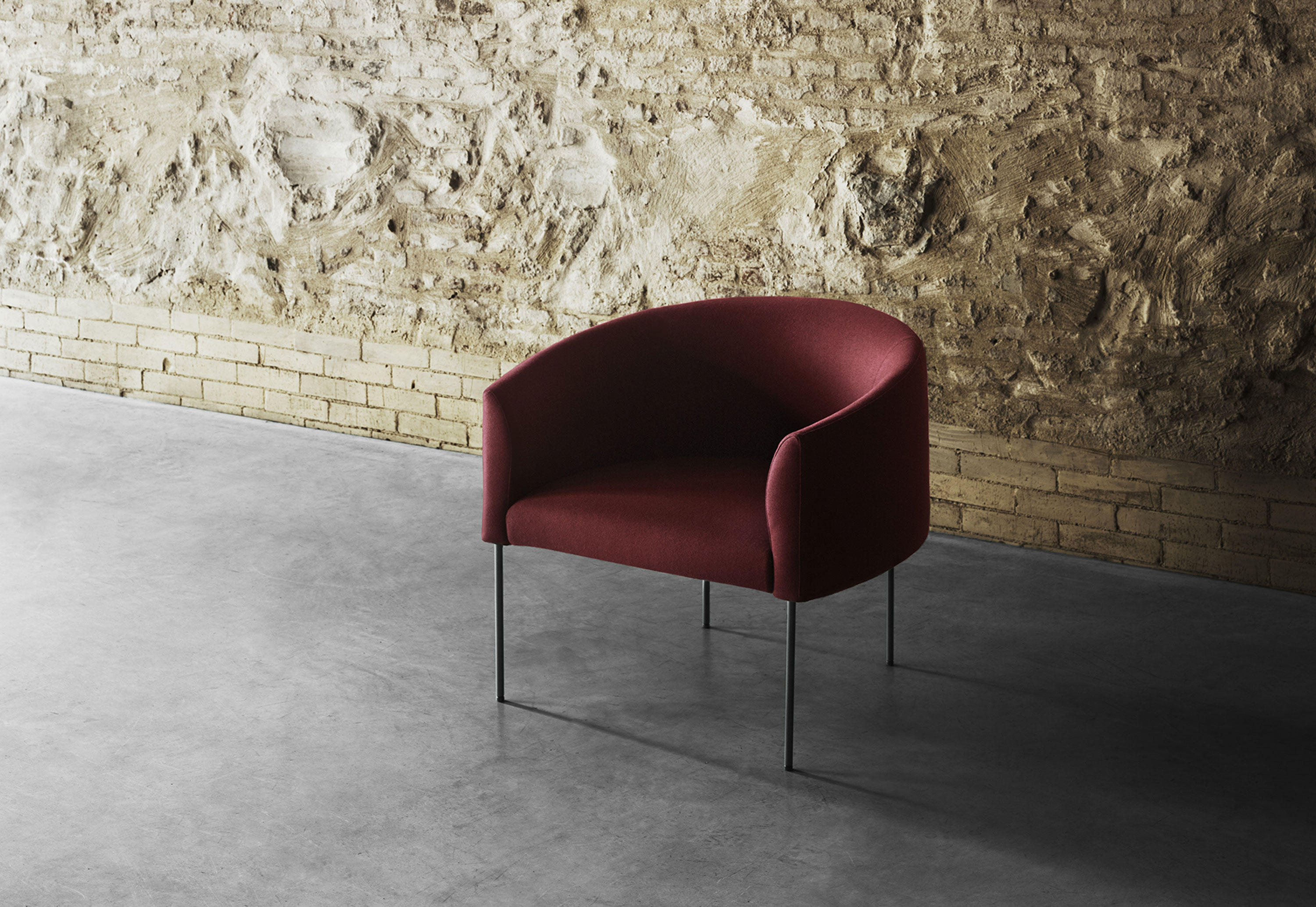 Era Armchair Armchairs From Living Divani Architonic