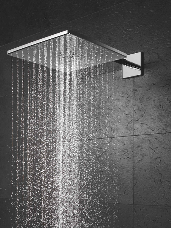 rainshower 310 smartactive head shower set 430 mm 2. Black Bedroom Furniture Sets. Home Design Ideas