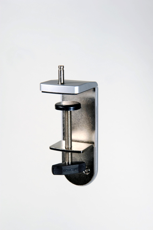 Mosso Pro LED Desk Lamp - Silver | Architonic