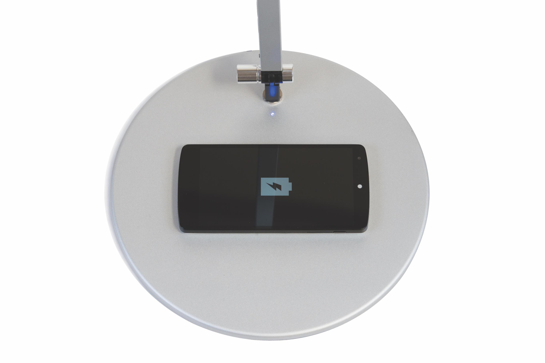 Mosso Pro Led Desk Lamp Silver Tischleuchten Von