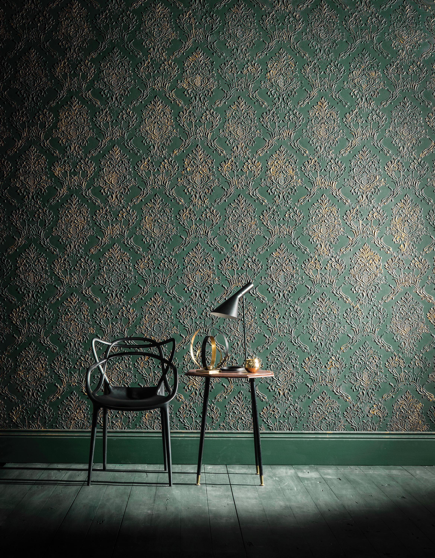 rocco - tissus de décoration de lincrusta | architonic