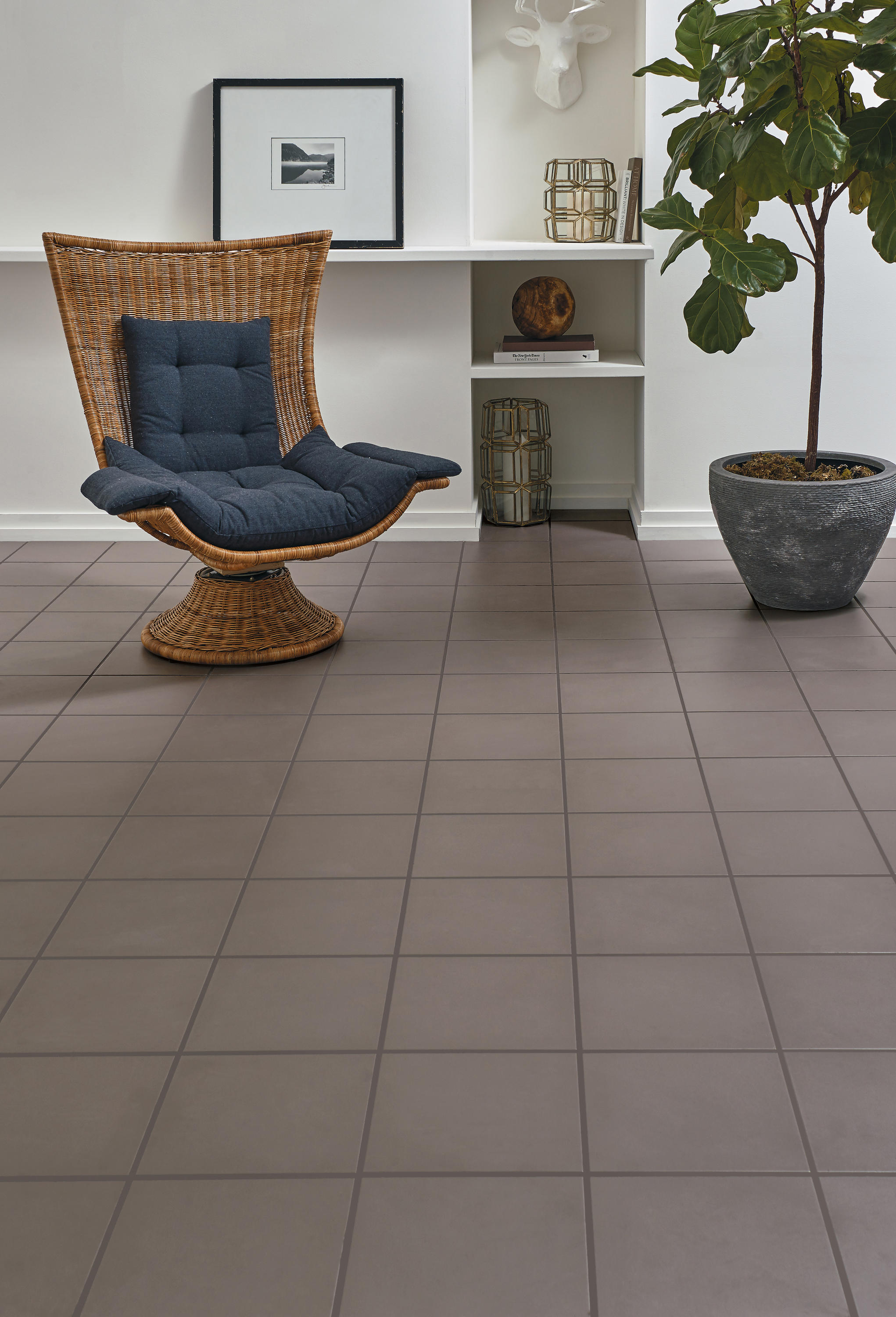 RETRO ACTIVE 2.0 - ANTICO TAUPE - Floor tiles from Crossville ...