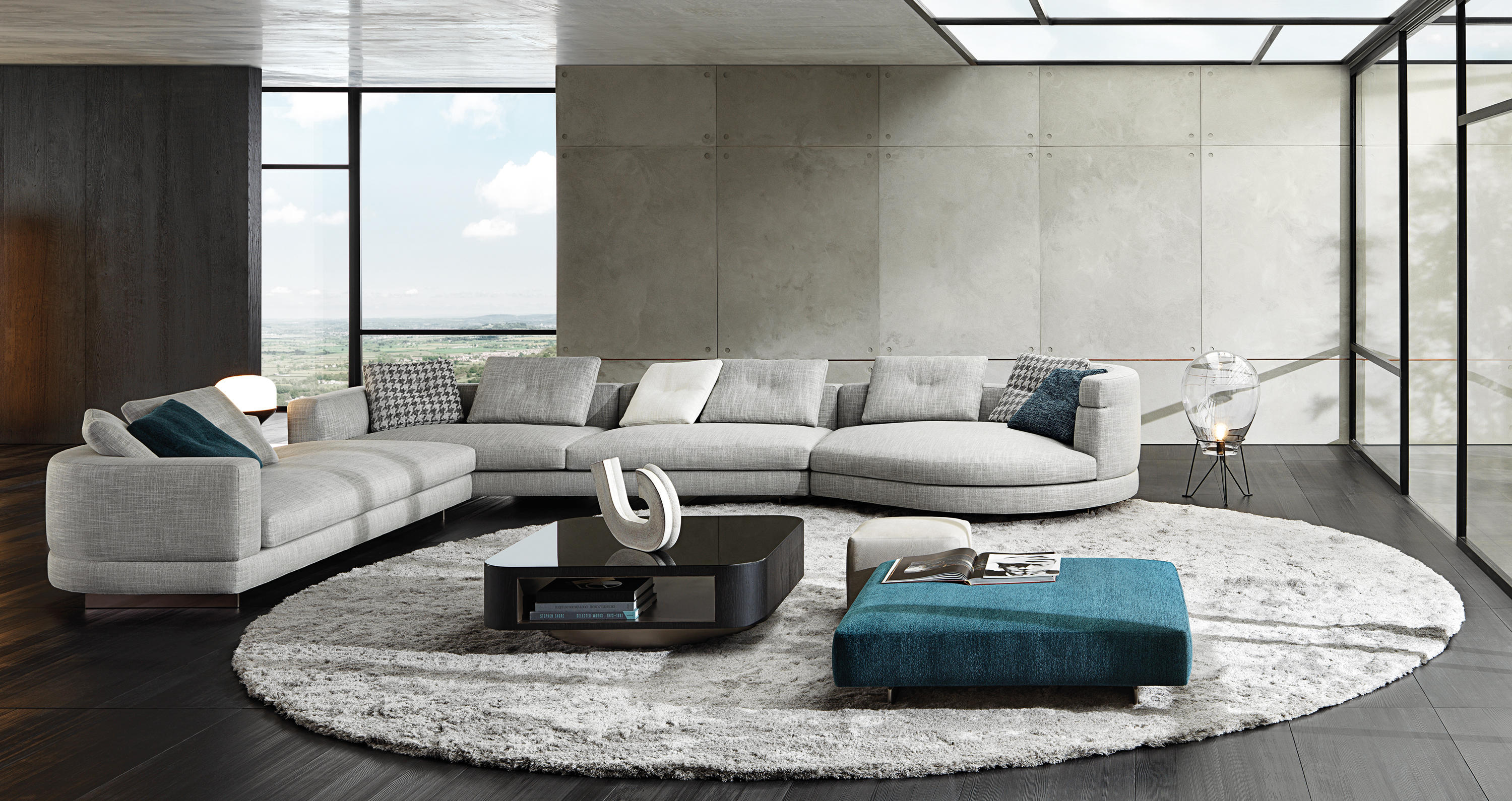 Alexander Sofas From Minotti Architonic