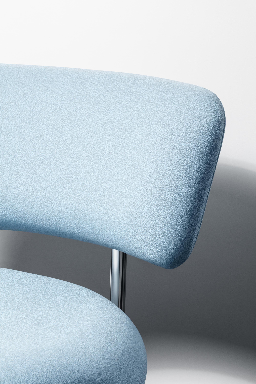 font bold lounge chair by mobel copenhagen