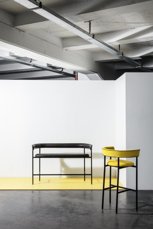 font regular dining chair armrest visitors chairs. Black Bedroom Furniture Sets. Home Design Ideas