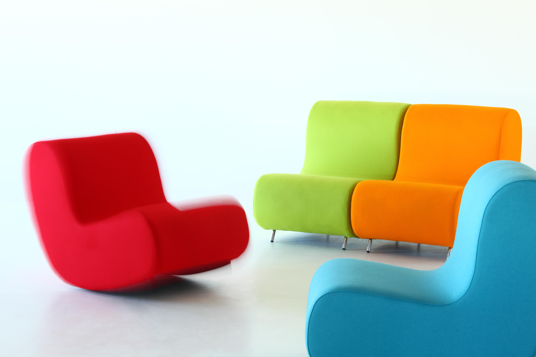 Fine Simple Rocking Chair Lounge Chairs From Arrmet Srl Customarchery Wood Chair Design Ideas Customarcherynet