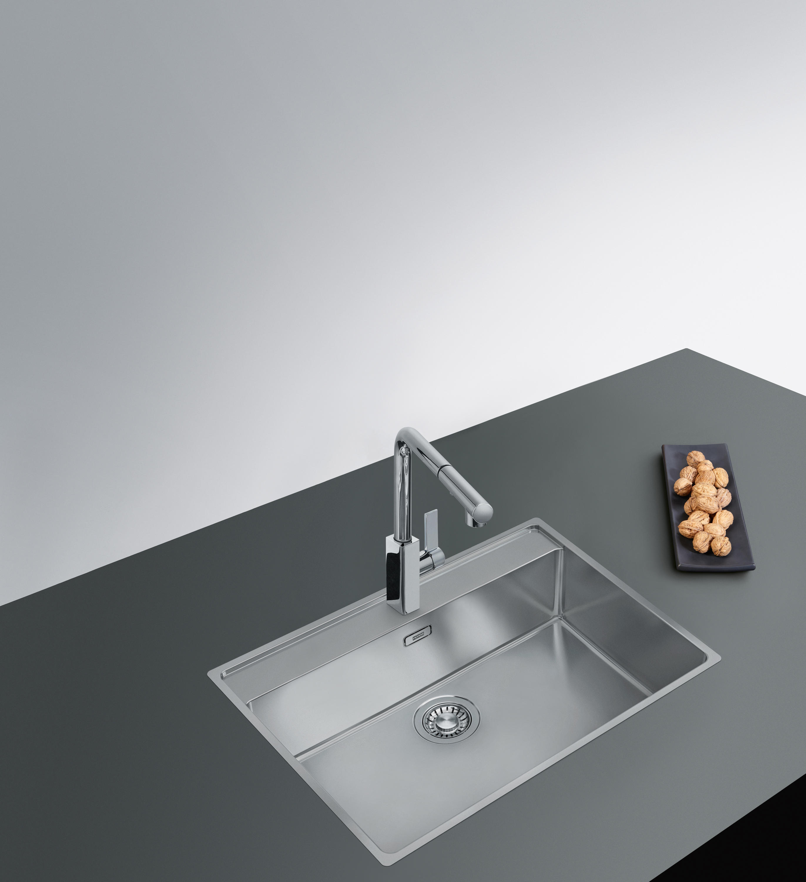 Maris sink mrx 110 34 stainless steel by franke kitchen systems