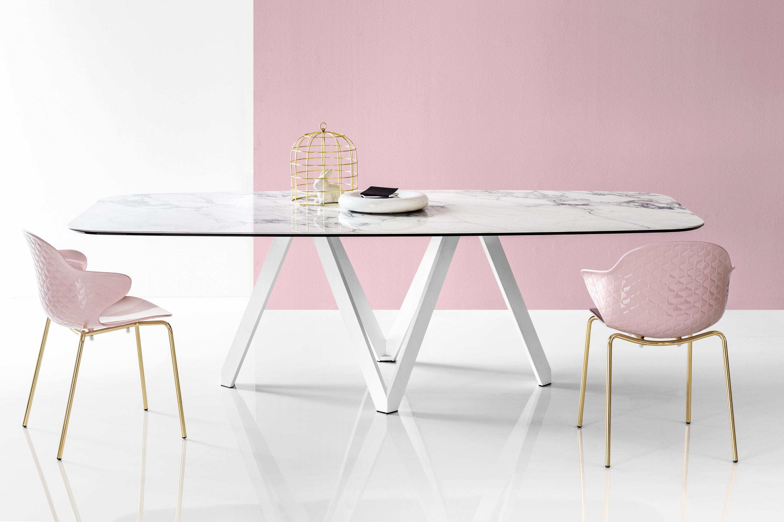 Saint tropez chairs from calligaris architonic for Calligaris udine