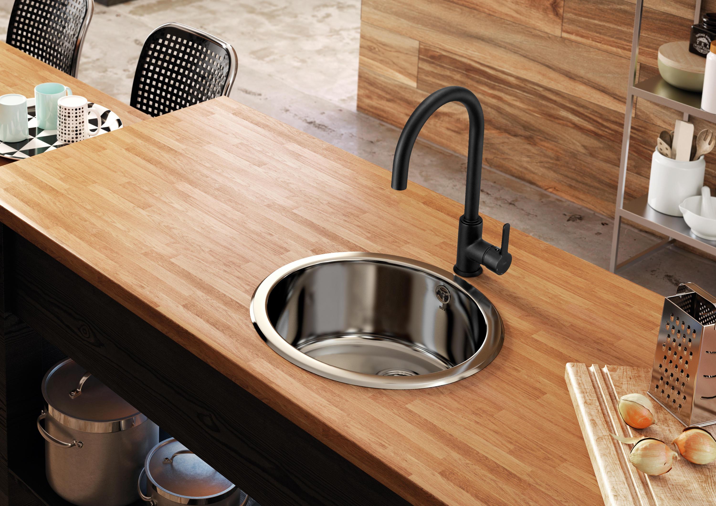 MENCIA   KITCHEN SINK MIXER - Kitchen taps from ROCA   Architonic