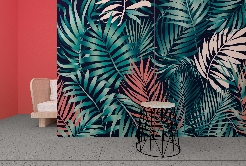 domestic jungle blush op120240djb ceramic tiles from. Black Bedroom Furniture Sets. Home Design Ideas