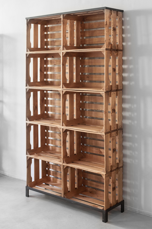 Diy Crates Shelf 2 Designer Furniture Architonic