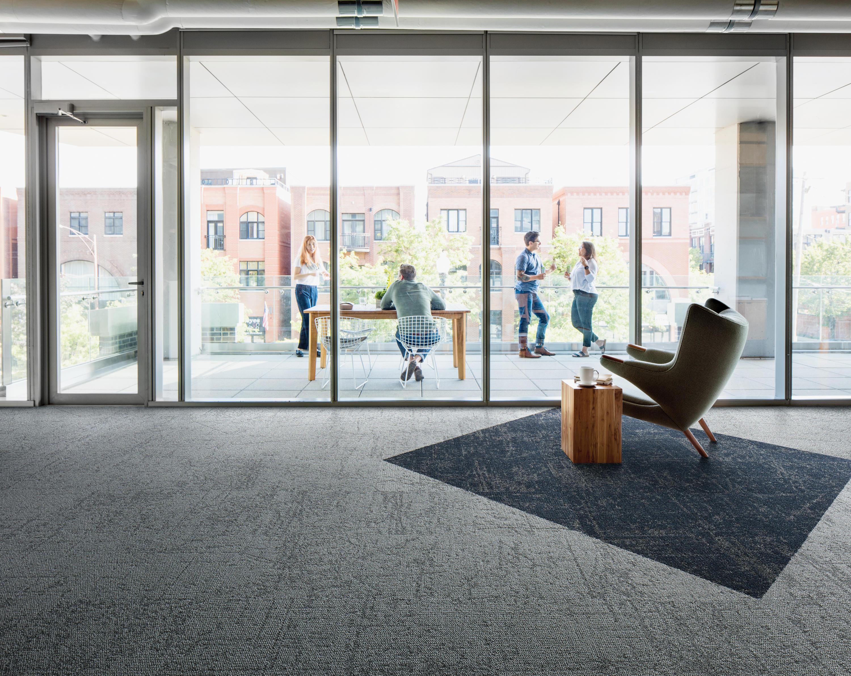 Ice Breaker Concrete Carpet Tiles From Interface Usa