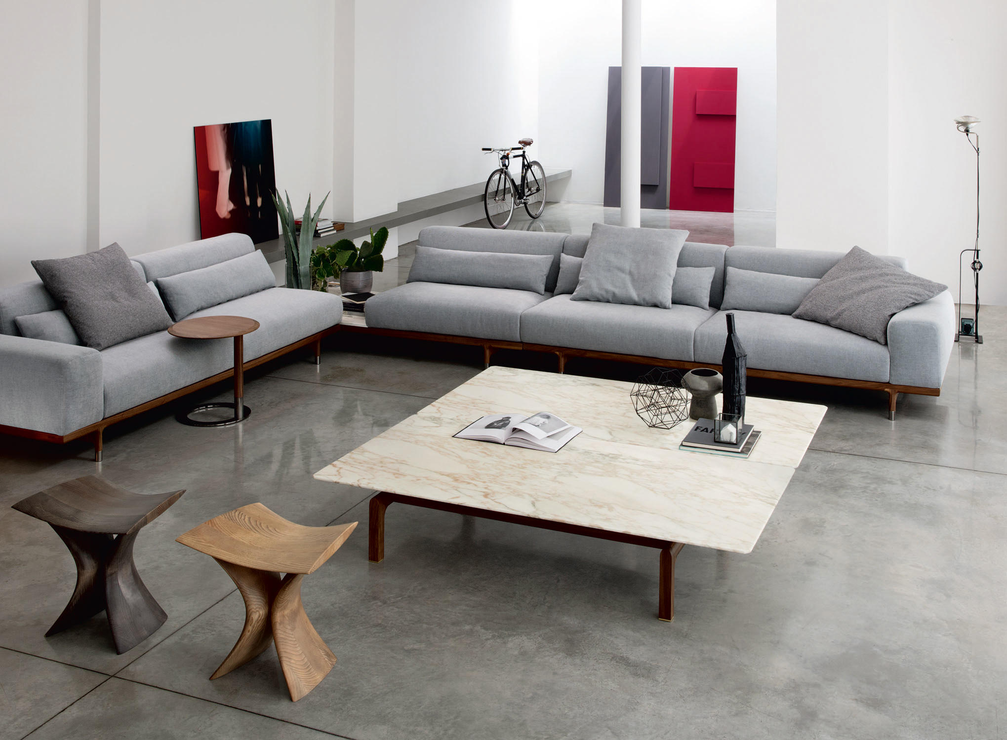 Argo Sofas From Porada Architonic