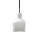 Illuminazione generale-Lampade a sospensione in vetro-Lampade a sospensione-Pendant Lamp A440-Artek
