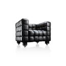 Poltrone-Poltrone lounge-Sedute-Kubus Armchair-Wittmann
