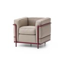 Armchairs-Lounge chairs-Seating-LC2 armchair-Cassina