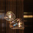 General lighting-Pendant lights in glass-Suspended lights-Bolla Suspension lamp-FontanaArte