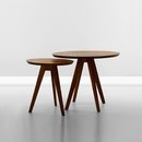 Dining tables-Cafeteria tables-Tables-Cena round-Zeitraum