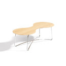 Lounge tables-Lounge area-Waiting room-Small Island O8O-Blå Station