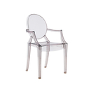 Chairs-Restaurant chairs-Seating-Louis Ghost-Kartell