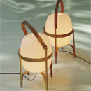 Éclairage général-Luminaires de table bois-Luminaires de table-Cesta-Santa & Cole