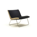 Sessel-Sitzmöbel-Leaf lounge chair-Living Divani