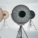 Éclairage général-Objets lumineux-Luminaires sur pied-Fortuny Ornaments-Pallucco