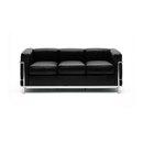 Sofas-Lounge sofas-Seating-LC2 3-seater sofa-Cassina