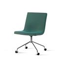 Sillas de oficina-Sillas de conferencia-Sillas de oficina-Bond chair with castors-OFFECCT