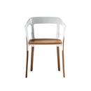 Chaises-Sièges visiteurs-d'appoint-Sièges-Steelwood Chaise-Magis