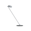 Reading lights-Table lamps in metal-Table lights-SENTO TAVOLO B-Occhio