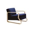 Armchairs-Lounge chairs-Seating-Armchair 44-Artek