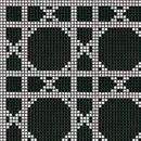 Mosaicos de suelo-Vienna Nero mosaic-Bisazza