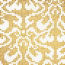 Mosaicos de suelo-Damasco Oro Giallo mosaic-Bisazza
