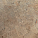 Mosaici-Pavimenti sopraelevati-Domino LARICE Vulcano spazzolato   olio bianco-mafi