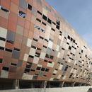 Facade design-Facade systems-Soccer City Stadion-Rieder