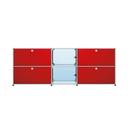 Credenze-Sistemi scaffale-Mobili contenitori-USM Haller Sideboard 5-USM