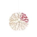 Illuminazione generale-Oggetti luminosi-Lampade a sospensione-Coral sospensione Ø 1000-Pallucco