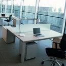 Escritorios individuales-Sistemas de mesas-Mesas de oficina-Han-Martex